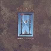 Edge Of The Century by Styx Oct-1990, Cassette Tape - Very Good Condition