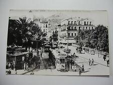 ALG09 TRAMWAYS ELECTRIQUES de la VILLE D'ORAN Early REPRO TRAM POSTCARD Algeria