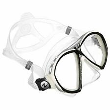 New listing Aqua Lung Favola Clear Silicone White Arctic  Assorted Colors