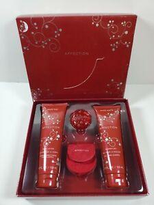 Mary Kay Affection Body Lotion Shower Gel Fragrance Solid Get Set
