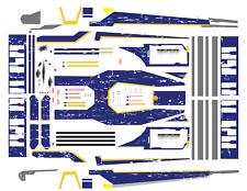 Star Wars Decals 1/144 Bandai U-Wing Blue Group