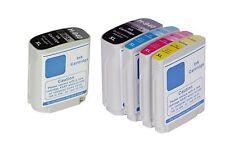 5 NON-OEM 940XL INK CARTRIDGES HP OFFICEJET PRO 8000 8500 8500A HP940 W CHIP