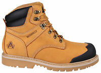 Amblers FS226 Waterproof Safety Mens Industrial Steel Toe Cap Work Boots UK6-13