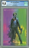 Joker Year Of The Villain 1 CGC 9.8 Bulletproof Comics Edition B Dell'Otto Min