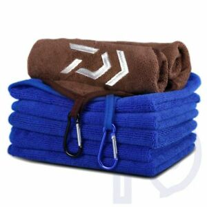 Fishing Towel Outdoor Sports Fishing Clothing Thickening Non-stick Absorbent New