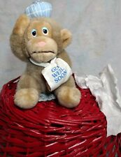 Russ Get Well Soon Monkey Plush Ice Pack Arm Sling Hospital Recovery Gift Caress