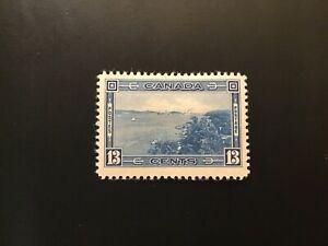 """JPS_Stamps! #242...""""Halifax Harbour, 13¢ deep blue"""" (vg/hinge)"""