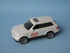 Matchbox Range Rover Sport White Body Toy Model Car 70mm Rare UB