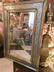 Moroccan mirrors - wall mirrors - antique mirrors - 100 % handmade