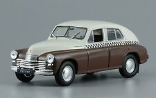 GAZ-M20 Russian USSR Taxi 1:43 Car model die cast models cars diecast miniature