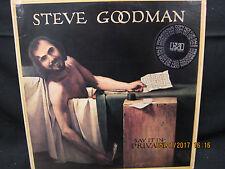 Steve Goodman Say It In Private - Elektra Records  1977