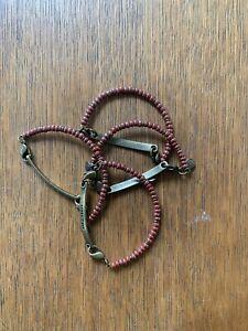 Lenny and Eva Beaded Bracelets
