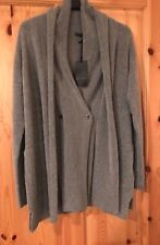 New+Tags, Oska Jacket Size 1, Virgin Wool, Grey, Double layer, S-M 12-14