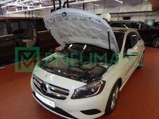 MERCEDES Benz A-Klasse W176 2013- Haubenlift Haubendämpfer Nachrüstset ohne Bohr