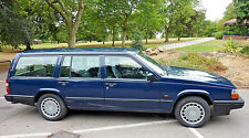 VOLVO 940 GL ESTATE AUTOMATIC - VOLVO ESTATE - CLASSIC CAR - VERY LOW MILAGE