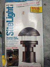SiteLight Dome Path Light Kit K821BR BRONZE NEW OLD STOCK