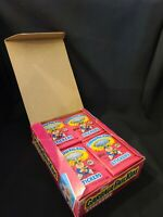 🔥🔥 (ONE) 1 Pack of 1985 GARBAGE PAIL KIDS ORIGINAL SERIES 1 GPK OS1 🧛‍👨‍🚀