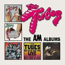 The Tubes - Il A&m Anni Nuovo CD