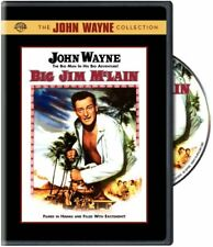 BIG JIM MCLAIN JOHN WAYNE NANCY OLSON EDWARD LUDWIG WARNER 2007 LIKE NEW DVD