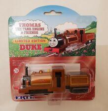 Thomas Tank & Friends ERTL LIMITED EDITION METALLIC DUKE TRAIN DIECAST NEW RARE