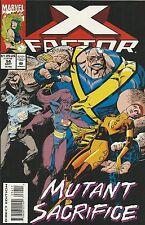 X-Factor Comic Issue 94 Modern Age First Print 1993 Lobdell De Matteis Milgrom