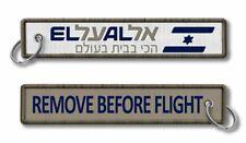 El Al Airlines-Remove Before Flight