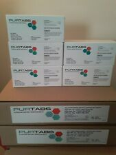 5PK PURTABS VIRAL DISINFECTANT TABLETS HOSPITAL GRADE  EPA-REG FREE SHIPPING