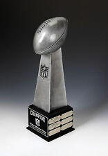 "Fantasy Football Perpetual Trophy Lombardi Replica 12 yr  19"" Tall QUICK SHIP!!!"