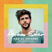 Alvaro Soler - Mar De Colores (Versión Extendida) CD +4 Bonus Tracks - NEU&OVP!