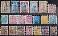 Paraguay Lot mit alten Werten XI