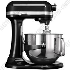 KitchenAid Küchenmaschine KSM7580XEOB 6,9 Liter Schwarz
