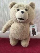 """TED THe Movie 12"""" Talking Plush Bear White House Leisure With Tags"""