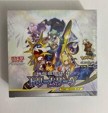 Pokemon Card Game Sun & Moon Dream League Booster Box Japanese