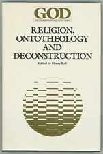 RELIGION, ONTOTHEOLOGY AND DECONSTRUCTION  Edited by  Henry Ruf  Hardcover  1st