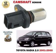 FOR TOYOTA NADIA 2.0 1AZ-FSE 2001-2003 CAMSHAFT CAM SHAFT POSITION SENSOR
