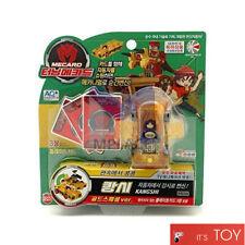 Turning Mecard KANGSHI Gold Special ver. Ghost Transformer Robot Toy Sonokong