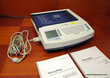 Welch Allyn CP10 ECG EKG Machine with Leads, Manual and Physician's Guide to ECG