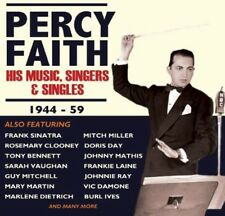 Percy Faith - His Music, Singers & Singles [New CD]