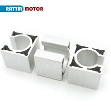 3Pcs Nema23 Stepper Motor Mount Aluminum Bracket Clamp For CNC Router Machine