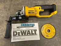 "New Dewalt DCG412 20V Cordless Battery Angle Grinder 4 1/2"" 20 Volt MAX Cut-Off"