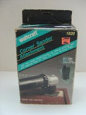 NEW Wolfcraft Corner Sander Attachment Converts Angle Grinders/Sanders No,1820