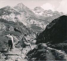 CIRQUE DE GAVERNIE c. 1938 - Paysage de Montagne Hautes pyrénées - DIV 7410