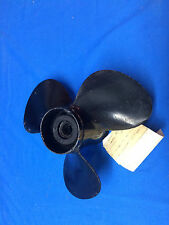 "Used Motor Boat Propeller Repaired 48 61616 12 Standard Rotation 12"" Pitch"