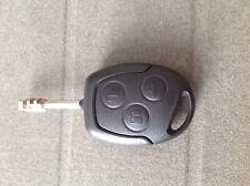 FORD 3 BUTTON REMOTE CAR KEY  FOCUS , FIESTA , MONDEO