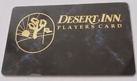 DESERT INN Las Vegas Casino SLOT Players CARD Golf JOSHUA TREE Hotel - BLANK