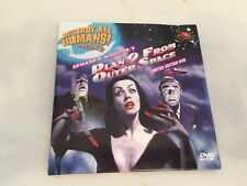 Plan 9 From Outer Space, Limited Edition DVD, 2000 Promotional