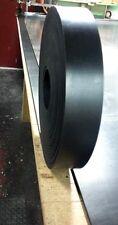 Neoprene Sheet Rubber Solid Strip 18 Thk X 1 W X 10 Foot Roll 60 Duro Std
