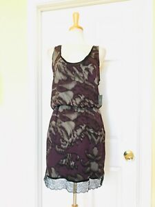 ROBERT RODRIGUEZ silk dress size 10
