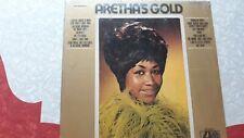 "ARETHA FRANKLIN ""ARETHAS GOLD"" 1968 VINYL (MASTER RELEASE)(SD8227)"