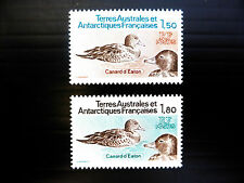 Francesi meridionali e terre ANTARTICO 1983 volatili (2) SG172/3 FP687 prezzo di vendita
